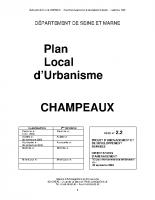 Pièce n° 2.2 – Plan d'aménagement – Développement durable (143Ko)