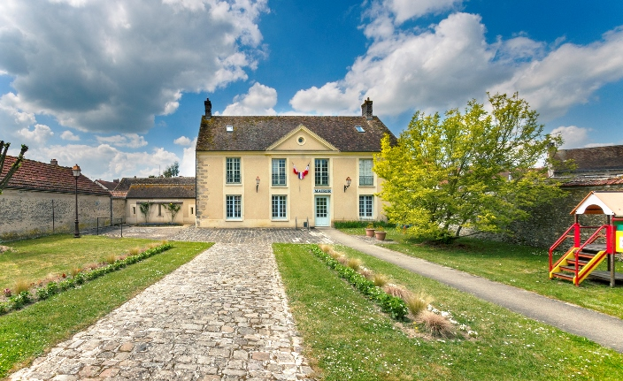 Mairie de Champeaux